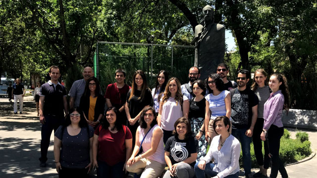 """""""The Intellectual Renaissance Foundation"""" hosted students from Fresno"""