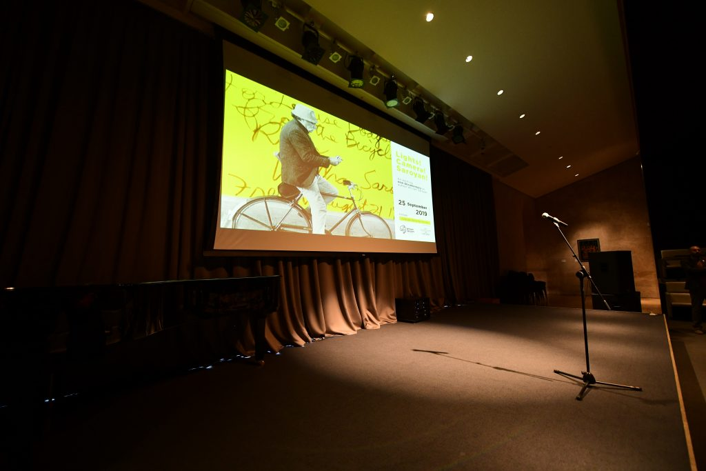 'LIGHTS! CAMERA! SAROYAN!' Yerevan premiere of the documentary in Cafesjian Centre of Arts